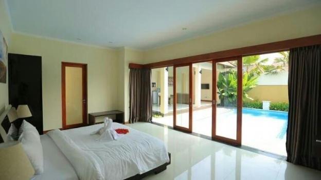 1BR Villa Private Pool Kitchen In Seminyak Bali