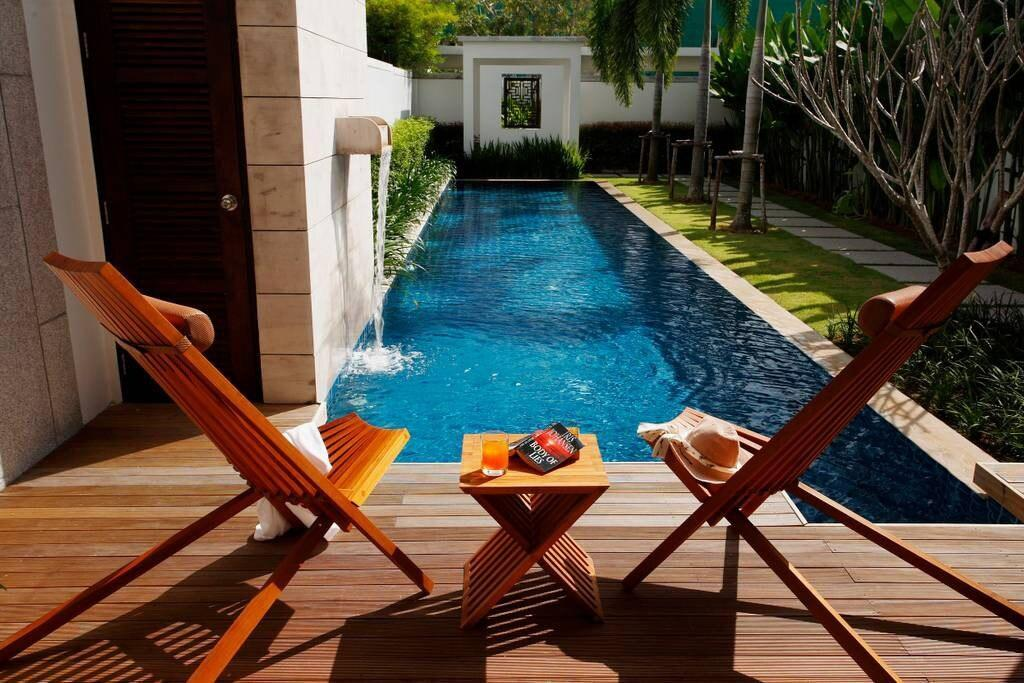 VW14 Oxygen Bangtao 4 Bedroom Private Pool Villas