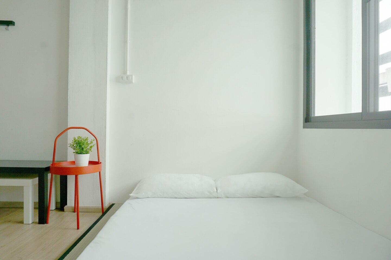 Platinum apt. 1st Floor studio room, Pratunam area