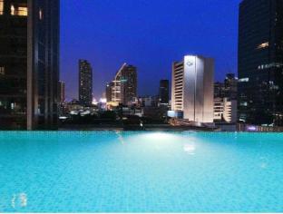 33 Floor Downtown 2bdrm, Near to Asoke and Nana อพาร์ตเมนต์ 2 ห้องนอน 1 ห้องน้ำส่วนตัว ขนาด 86 ตร.ม. – สุขุมวิท