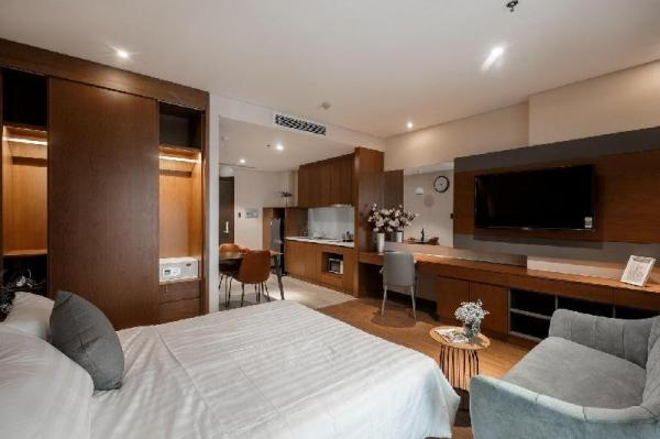 DHTS Business Apartment Ho Chi Minh City