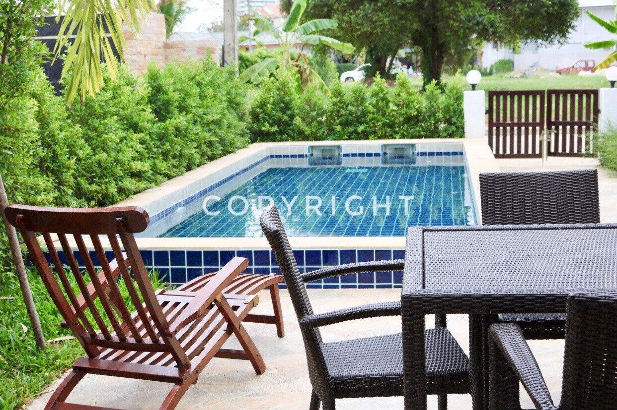 Tropicana Pool Villa 2 beds 75 Sqm. Rayong 2 ห้องนอน 2 ห้องน้ำส่วนตัว ขนาด 75 ตร.ม. – หาดระยอง