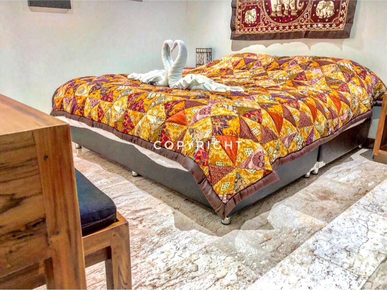 Condo 2 beds 250meters From beach 2 ห้องนอน 2 ห้องน้ำส่วนตัว ขนาด 40 ตร.ม. – หาดระยอง