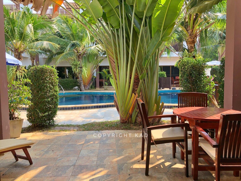 Oasis Garden II 3 beds 2 bath Mae Ramphueng Beach 3 ห้องนอน 2 ห้องน้ำส่วนตัว ขนาด 75 ตร.ม. – หาดระยอง