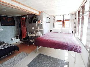 [スアンプリック]スタジオ アパートメント(45 m2)/1バスルーム Green Riverside Homestay - Double room