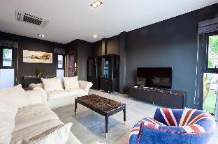 [チャロン]ヴィラ(480m2)| 4ベッドルーム/4バスルーム 700sqm Modern Style Boutique Pool Villa 4 Bedroom