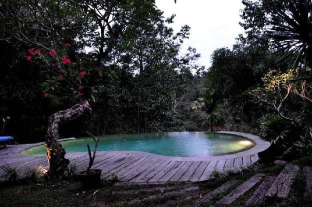 4BR River View Villa w/ Pool @Ubud