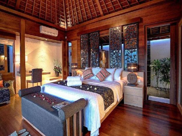 Deluxe Villa + Pool + Hot Tub + Valley View @Ubud