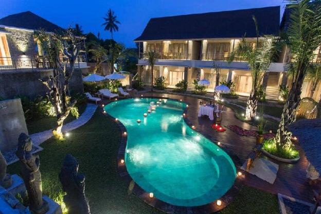 2BR Villa with Pool + Bath Tub @Ubud