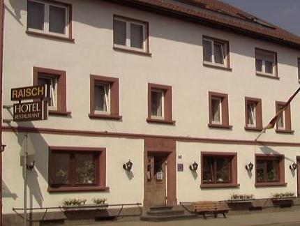 Hotel And Restaurant Raisch