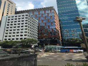 Residence of Gangnam central avenue - Seanism