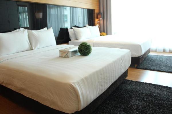 Dua Sentral Suites Kuala Lumpur