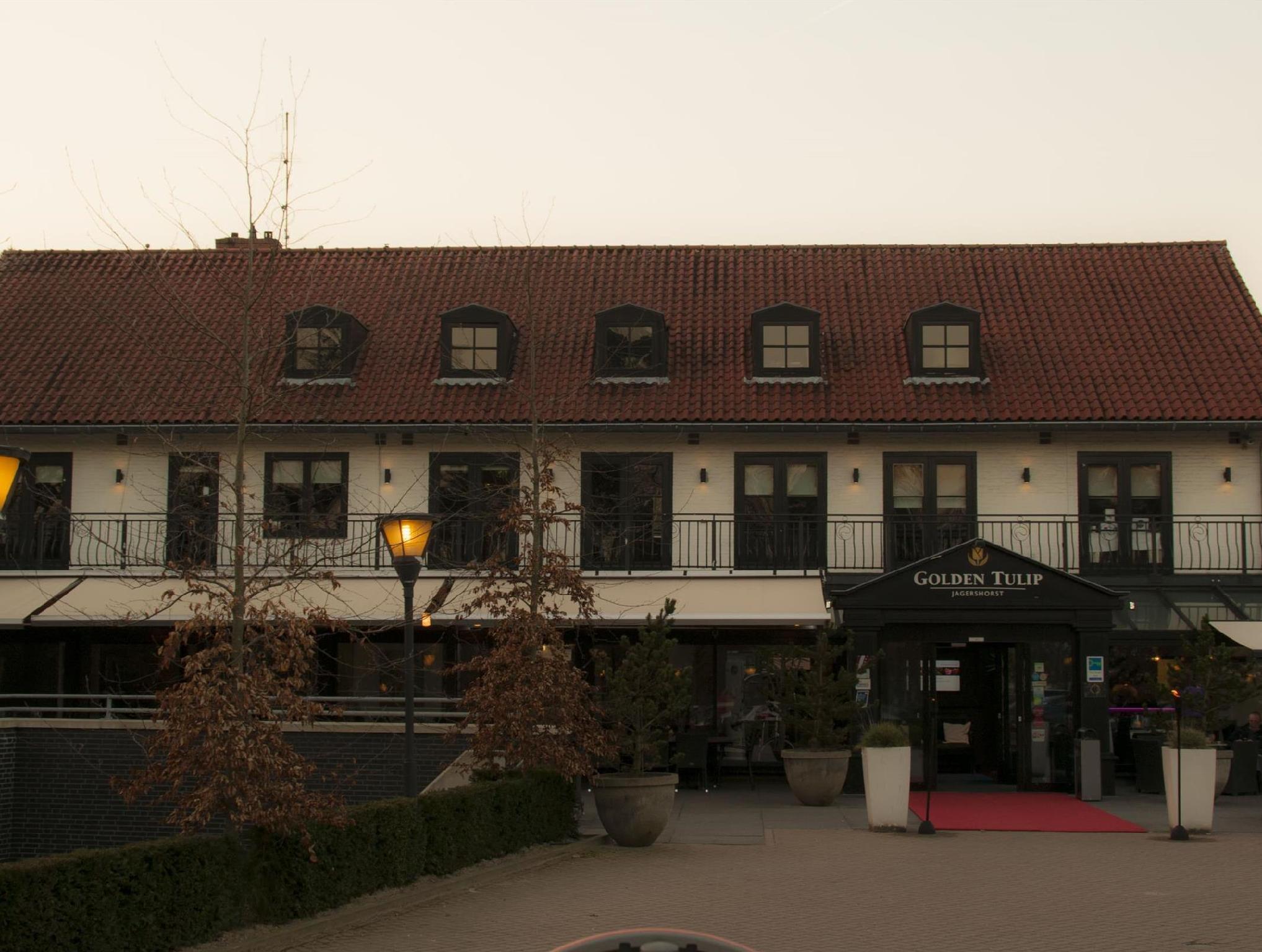 Fletcher Hotel Restaurant Jagershorst Eindhoven  Former Golden Tulip Jagershorst Eindhoven