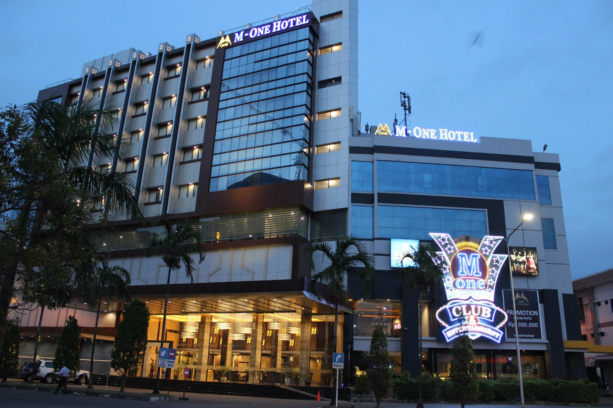 M One Hotel Harbour Bay