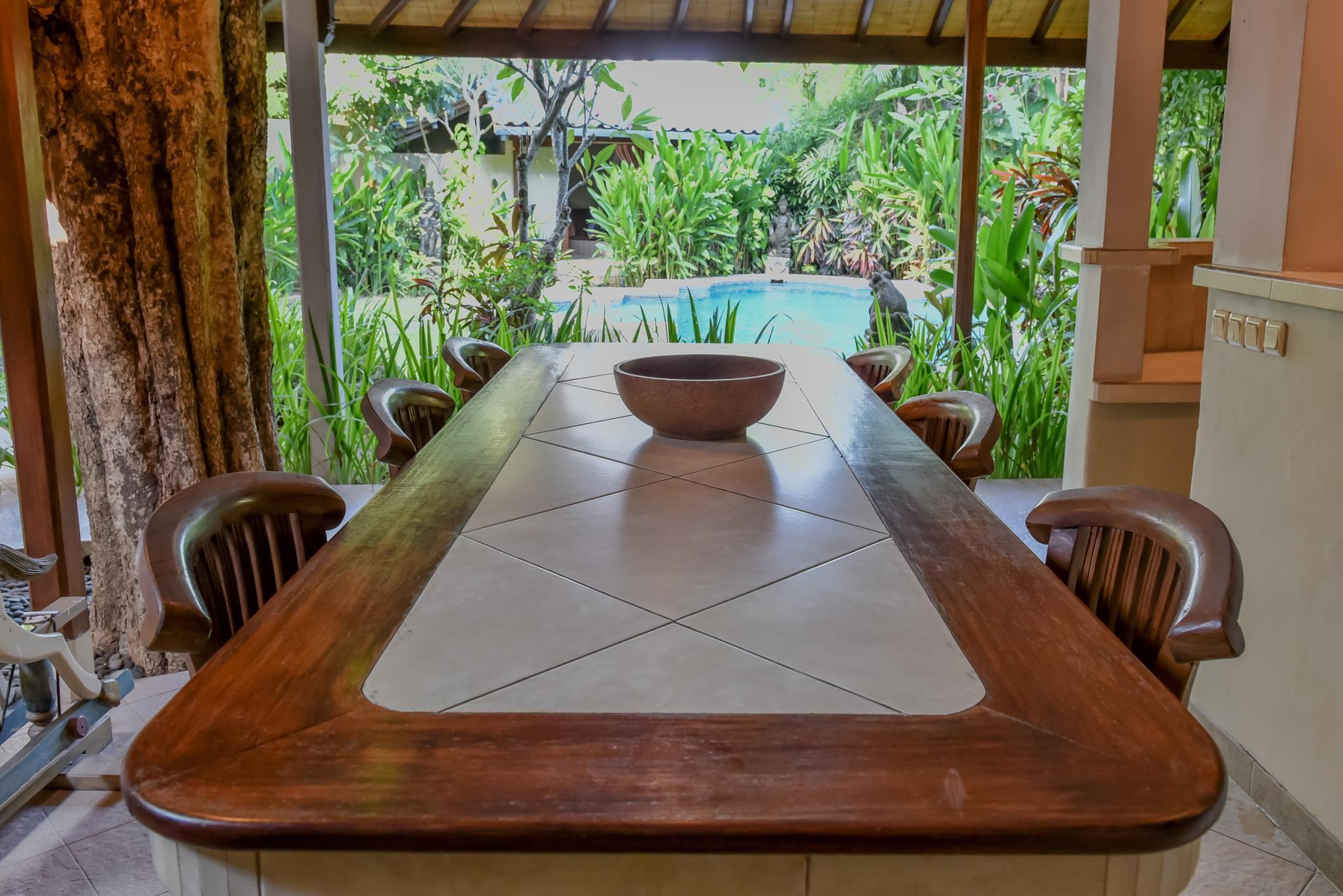 Ben Bali Villa near beach,trendy shops&restaurants 5