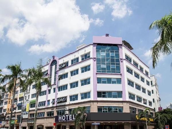 OYO 180 V Hotel Kuala Lumpur