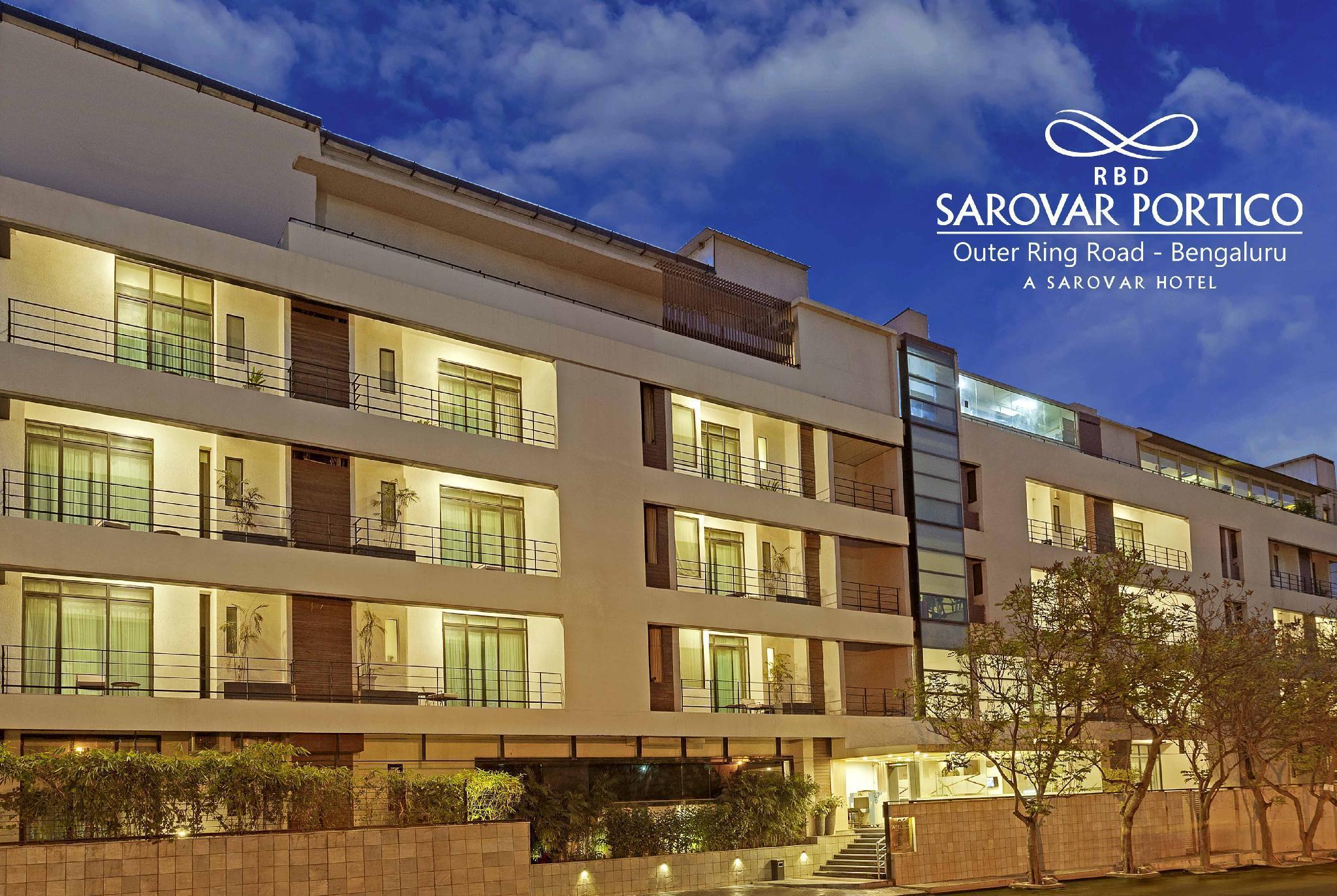 Sarovar Portico Outer Ring Road Bengaluru