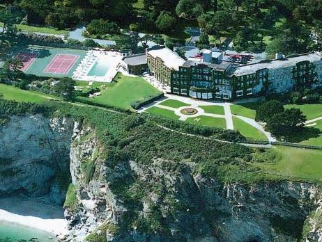 The Carlyon Bay Hotel And Spa
