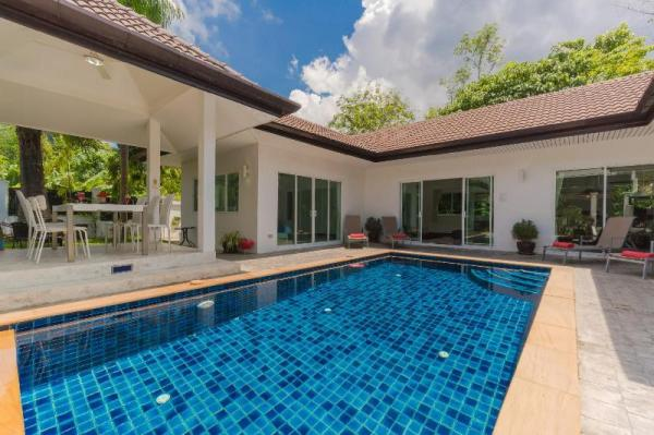 Private Pool Villa 4 Bedrooms Phuket