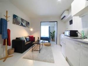 EX 1 Bedroom Apartment near Osaka Castle BCN 701