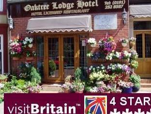 Oaktree Lodge 1