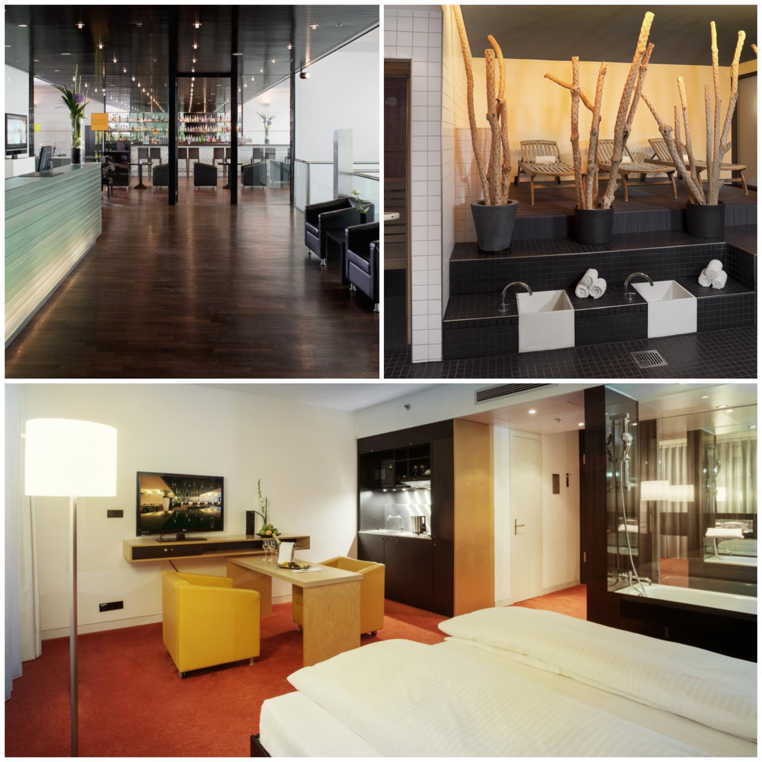 Innside By Melia Dusseldorf Seestern Hotel