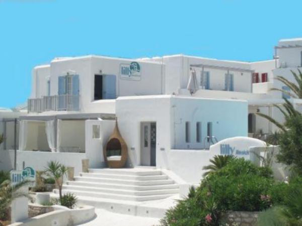 Lilly Residence-Boutique Suites, Adults Only Paros Island