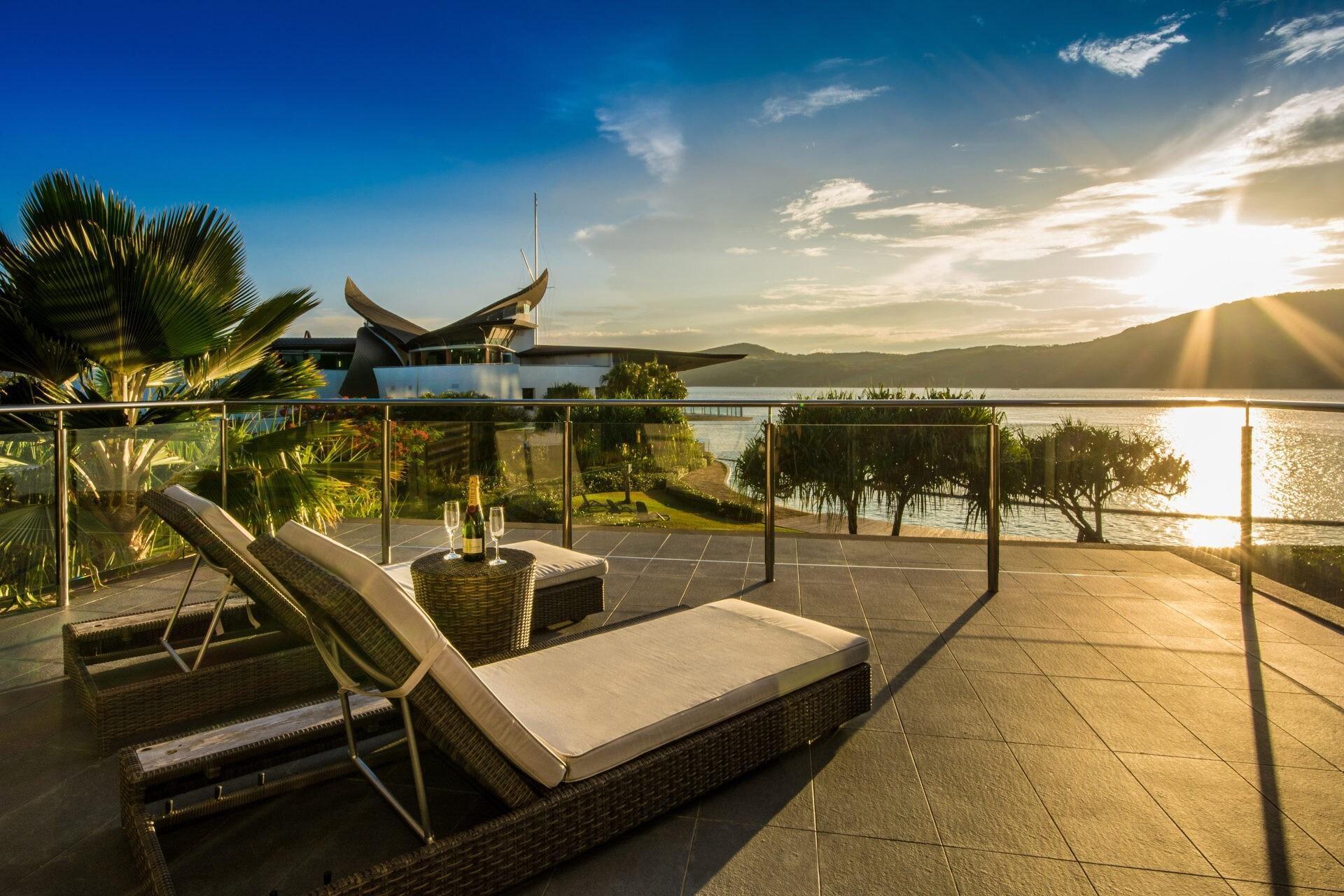 Yacht Club Villa 6 Ocean Front