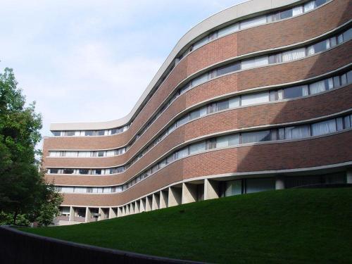University Of Toronto   New College Residence   Wilson Hall Residence