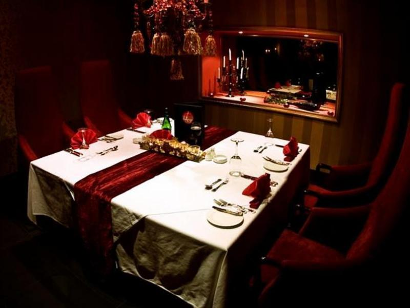 La Rouge Restaurant - Private Dining