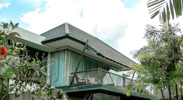 One BR Pool Villa At Seminyak - B'fast