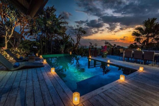 Three BR Pool Villa-Breakfast#KKJ