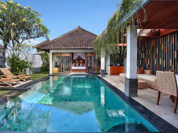 One BR Private Pool-Breakfast|KVS