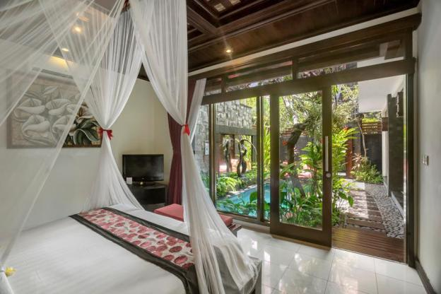 One BR Villa with Private Pool-Breakfast|BDS