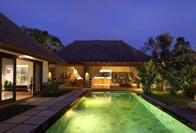 Deluxe 1 BR Private Pool Villa-Breakfast OBV