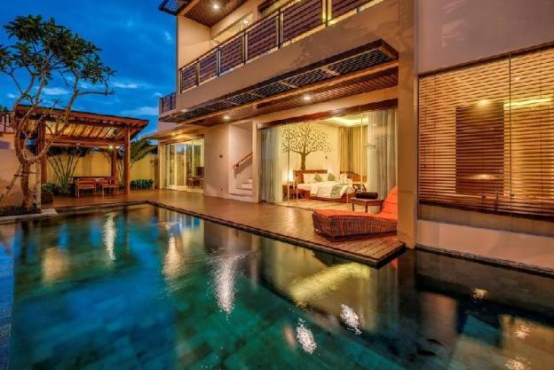 Three BR Pool Villa-Breakfast TMV