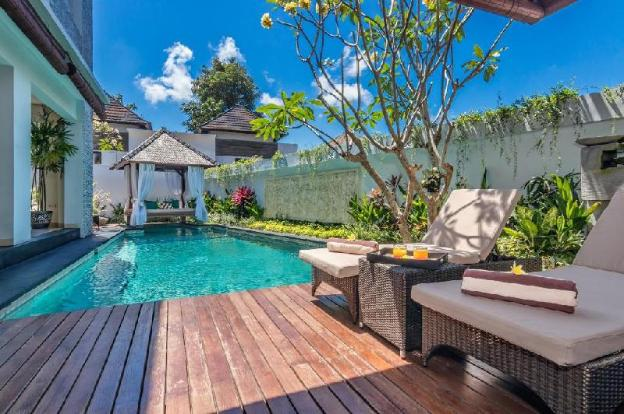 Three BR Private Pool Villa-Breakfast|VAJ