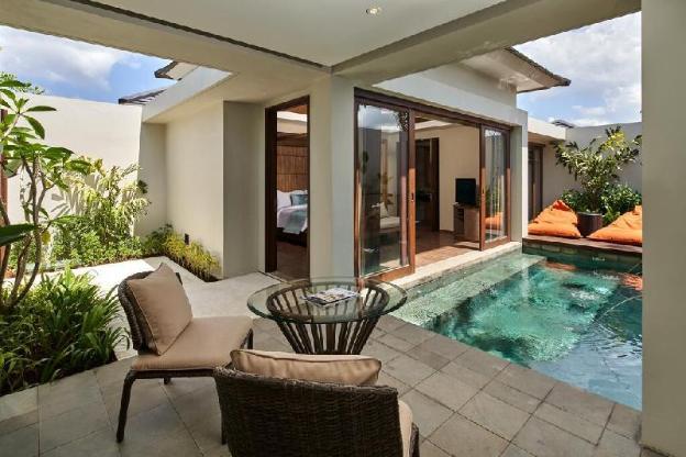 One BR Deluxe Pool Villa-Breakfast|X2