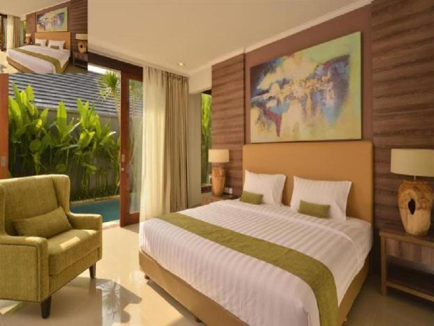One BR Villa with Private Pool-Breakfast SV