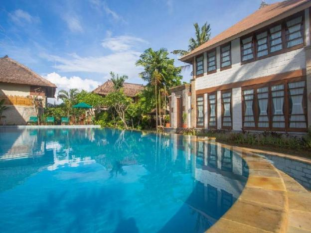 One BR Villa with Private Pool-Breakfast DVS