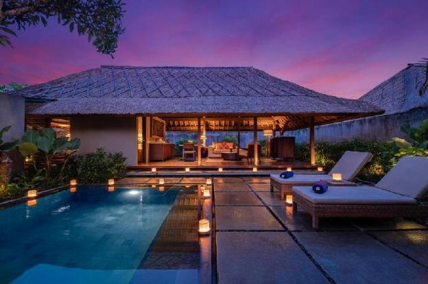 Two BR Pool Villa-Breakfast MVS