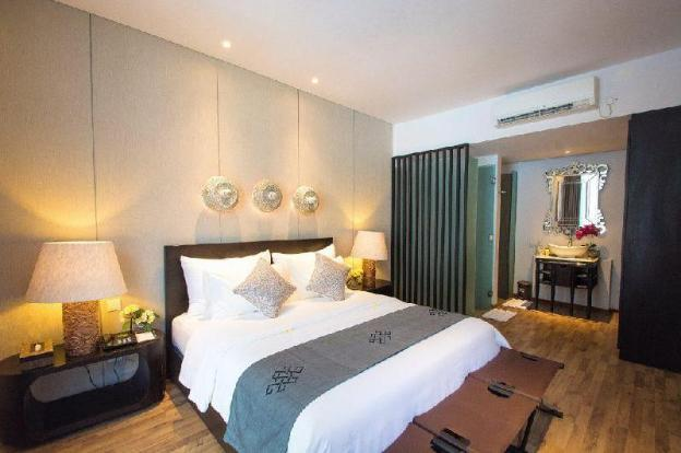 One BR Villa with Lagoon Access-Breakfast|DV