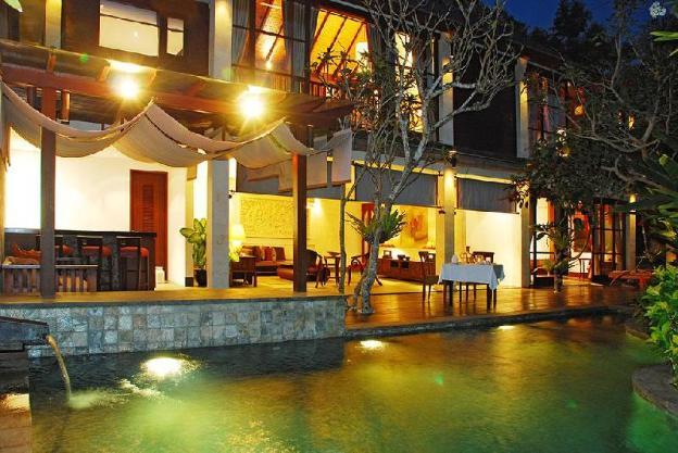 Two BR Villa with Private Pool + Bathtub+Breakfast