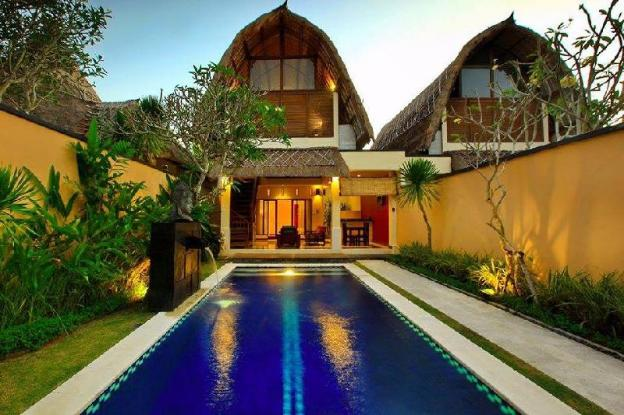 TwoBR Villa with Private Pool - Breakfast