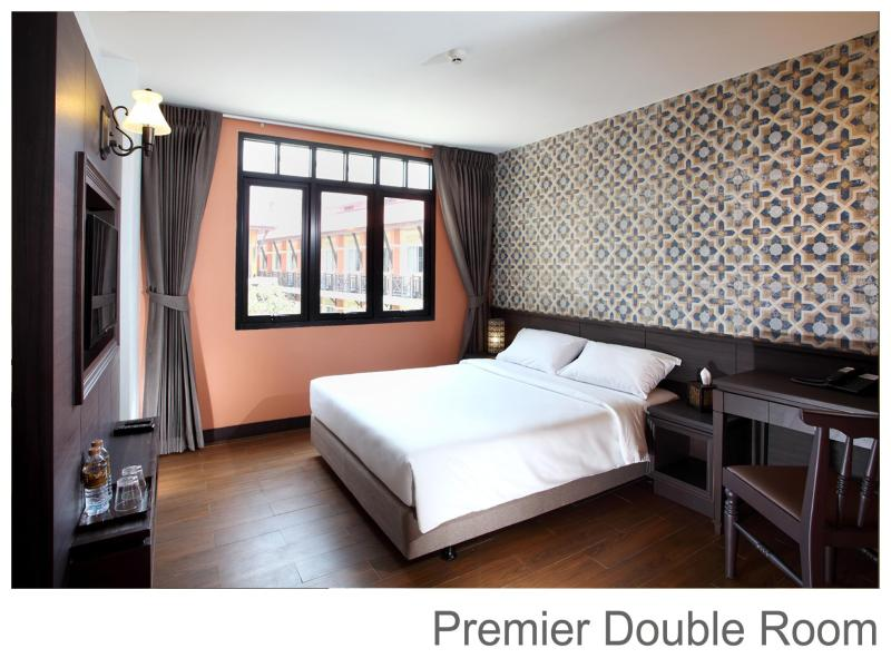 Premier Double Room - Room Only