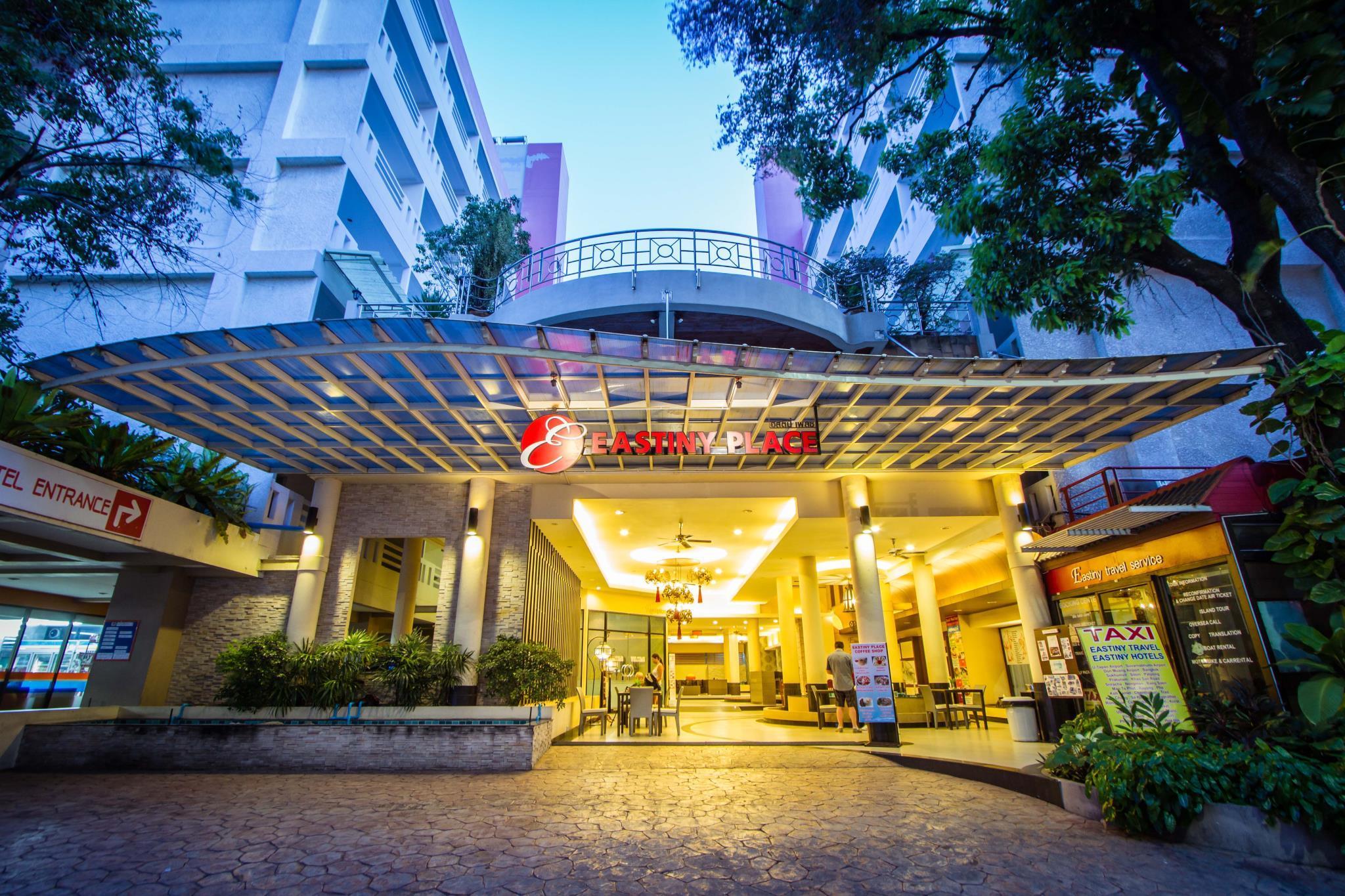 Eastiny Place Hotel - Pattaya