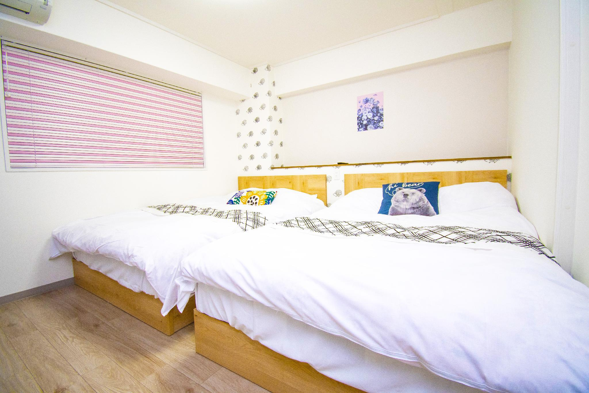 GS305☆ Cozy suites! Excellent location Free WIFI