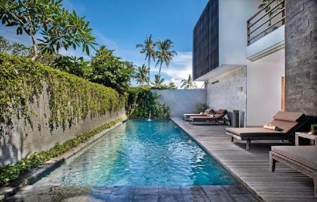 One BR Deluxe Room + Brkfst @ubud Bali