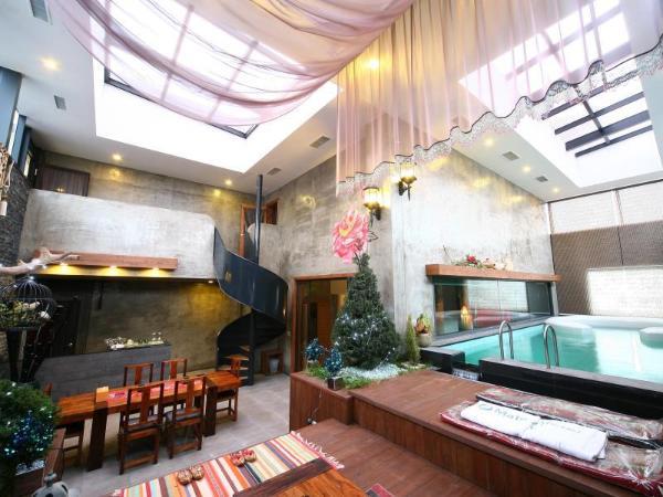 Mate Hotel Seoul Hwagok Seoul
