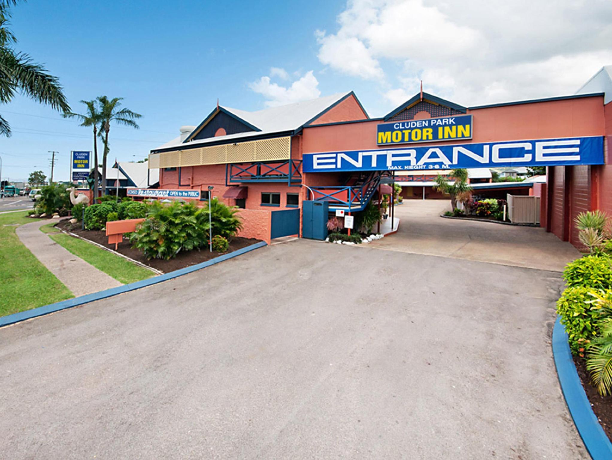 Cluden Park Motor Inn